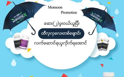 Monsoon Promotion